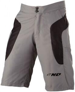 ONE Industries Atom Baggy Mens MTB Shorts- Grey