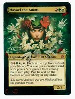 Mayael the Anima Altered Full Art MTG Magic Commander EDH Birthday Gift Legend