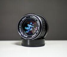 Pentax-M SMC 50mm f1.4 Lens | Clean Optics | Smooth Focus & Aperture
