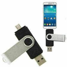 32GB USB 2.0 OTG Flash Drive Pen Drive Flash Memory Stick For Android/PC LOT SE