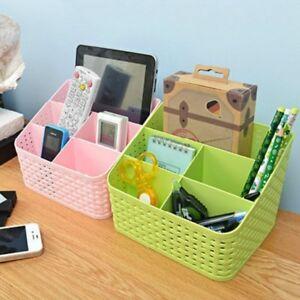 Make-up Storage Box Brush Pen Holder Table OrganizeDrawer Desktop