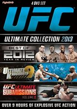 UFC Ultimate Fighting Championship Ultimate Collection 2013 [DVD]