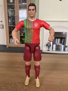 2016 Mattel Ronaldo Figure