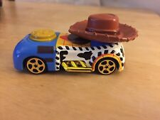 Disney Racers Woody Diecast Car - Exclusive to the Racers set