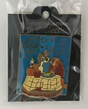 Disney Japan Pin 6064 100 Years of Magic Lady and the Tramp (1955) 3D