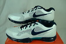"New Mens 18 NIKE ""Lunar Trainer TR1 PF"" Miami Dolphins Official Shoes $125"