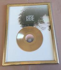 Gabrielle Gold Award - goldene Schallplatte - Rise 150.000 copies - Tim Renner