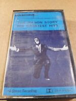 The Jolson Story : His Greatest Hits : Vintage Tape Cassette Album From 1971