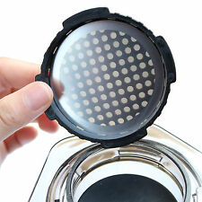 Reusable Yolococa Solid Stainless Steel Coffee Filter for AeroPress CoffeeMaker