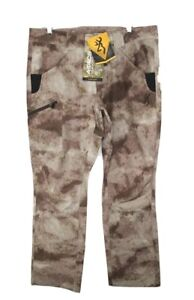 Browning Pant, PNT Speed Javelin Au A-TACS Camo, Camouflage Size: 36 NWT