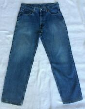 LEVIS Mens 550 Relaxed Fit Distressed Jeans (Tag Size 34x32  Measures 33x30)