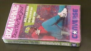 Biz Markie Doin The Mud Foot Cassette Converse Shoes Tee mail away Promo 1990