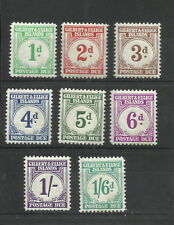 Gilbert & Ellis Is 1940 compleate set MLH CV £180++ postage due