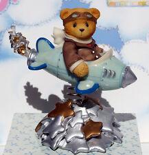 Cherished Teddies - MILTON - 1999 Millennium Event Figur!