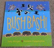 BUSH BASH - Sally Morgan Aboriginal Counting & Hide and Seek Book - SC - Colour
