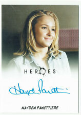 Heroes Archives Autograph Card Hayden Panettiere as Claire Bennet