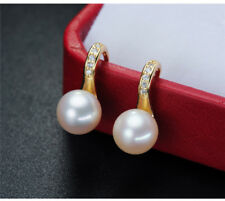 Korean Ladies Fashion all-match diamond pearl earrings earrings wholesale