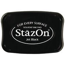 Tsukineko StazOn Jet Black Stempelkissen