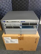 HP ProCurve Switch 4108gl J4865A 2x J4862B 24Port 1x J4864A Open Box, Never Used