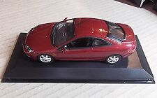 430088020 MINICHAMPS 1:43 SCALE ~ FORD COUGAR 1998 ~ RED METALLIC