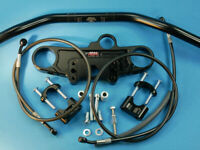 ABM Superbike Lenker-Kit Suzuki SV 650 S ABS (WVBY) | 07-10 | schwarz