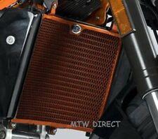 KTM 990SMT 2008> R&G Racing Radiator Guard RAD0128OR ORANGE