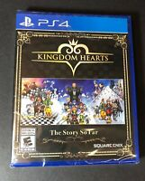 Kingdom Hearts The Story So Far [ 9 Games in 1 Pack ] (PS4) NEW