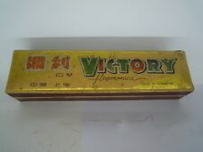 SCATOLA / BOX PER ARMONICA - HARMONICA VICTORY MADE IN SHANGHAI CHINA (VV3)