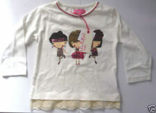 Winter T-Shirts & Tops (0-24 Months) for Girls