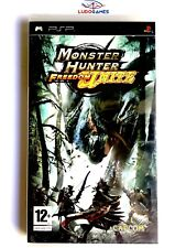 Monster Hunter Freedom Unite PSP Playstation Nuevo Precintado Sealed New SPA
