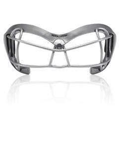 New Cascade Poly Arc Women's Lacrosse Goggles - Silver