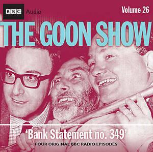 The  Goon Show  Vol 26 4 Original Radio Episodes ( BBC  2 CD 2009)