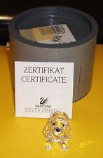 Swarovski Crystal beagle Puppy RARE RETIRED EXECELLENT CONDITION