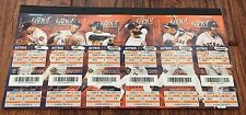 2017 Astros Full Un Used Season Ticket HR Game YOU PICK Correa Altuve Bregman