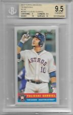 YULIESKI GURRIEL 2017 Topps Archives CARD Houston ASTORS '59 Bazooka BLUE MINT