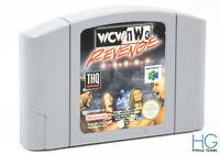 WCW NWO Revenge - N64 Nintendo 64 Retro Game Cartirdge PAL [1]