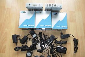 Gefen EXT-DVI-2-RGBS DVI zu RGBS YPbPr YUV Scaler