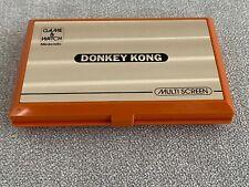 Nintendo Game & Watch Donkey Kong von 1982