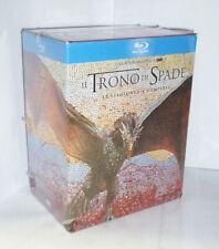 Il Trono di Spade Stagioni 1-6 (Blu-ray, 2017, 27-Dischi Set)