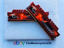 8GB G.Skill Ripjaws X DDR3 Memory FAST 2133MHz Memory PC3-17000 DIMM 240 Pin