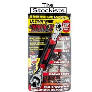 Ultimate Wrench-48 Tools in 1 - The Stockists