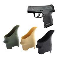 Textured Rubber Grip Sleeve GripOn Cover for Sig Sauer P365 Grip Wrap Tactical