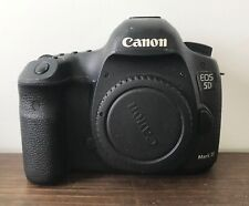 CANON EOS 5D MARK III Digital SLR CAMERA (Body Only) High Shutter Count WORKING