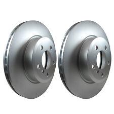 Front Brake Discs 325mm fits BMW X3 E83 3.0 i xDrive 2.5i 3.0d 2.0d 2.0i 3.0si
