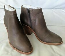 NWOB Loeffler Randall Women's Ella Boot, Charleston Gray Color, Size 7.5 B