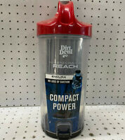Dirt Devil Endura Reach Vacuum UD20124 OEM Canister Dirt Bin Cup Assembly