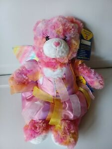 Build-A-Bear Endless Hugs Pink Fairy Dress with Rainbow Wings