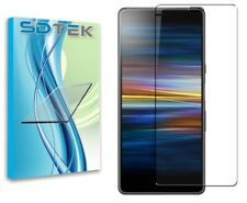 SDTEK Tempered Glass Screen Protector for Sony Xperia L3