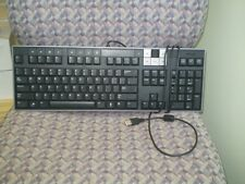 Dell black keyboard with USB