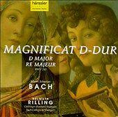 Bach;Magnificat in D Major